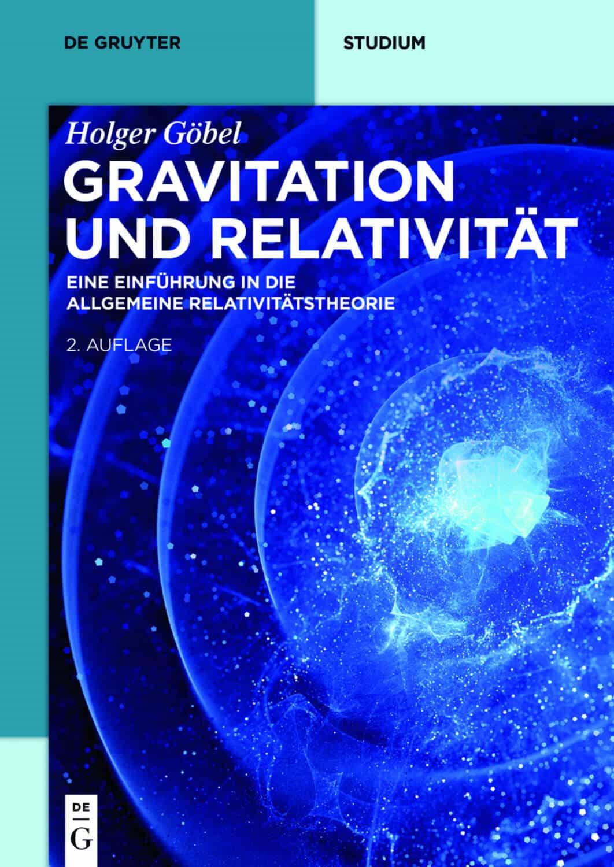 goebel-Gravitation Relativität Book Cover
