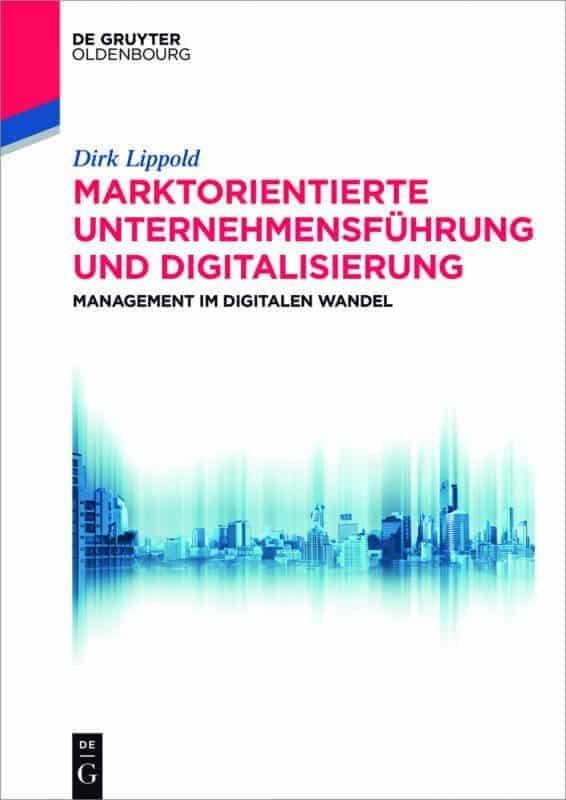 Dirk Lippold Unternehmensführung Cover