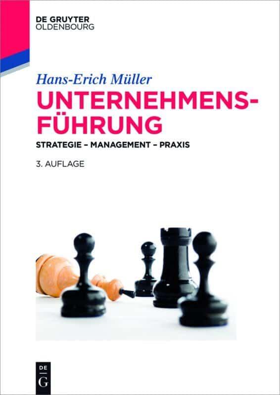 Mueller Unternehmensfuehrung Cover