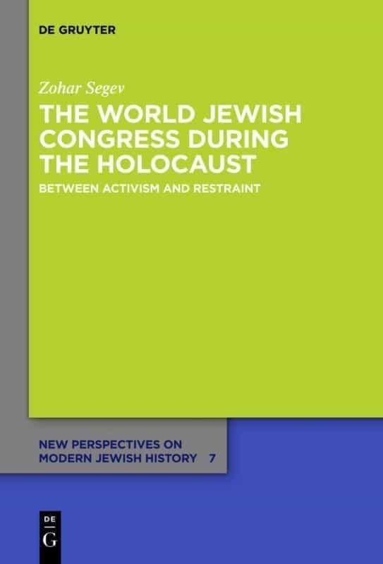 Book Cover World Jewish Congress