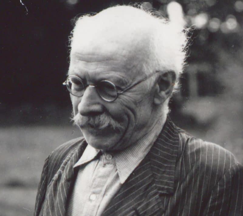 Portrait of Ernst Lewy