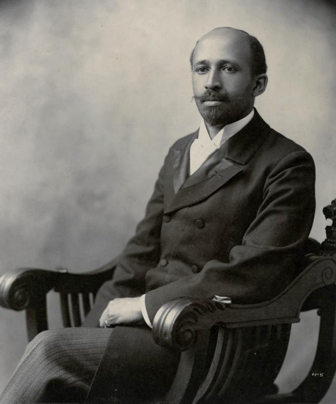 Du Bois Portrait