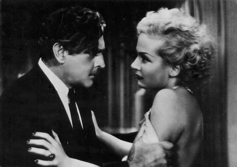Film still from the movie Twentieth Century