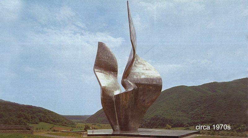 Kamenska Monument 1970