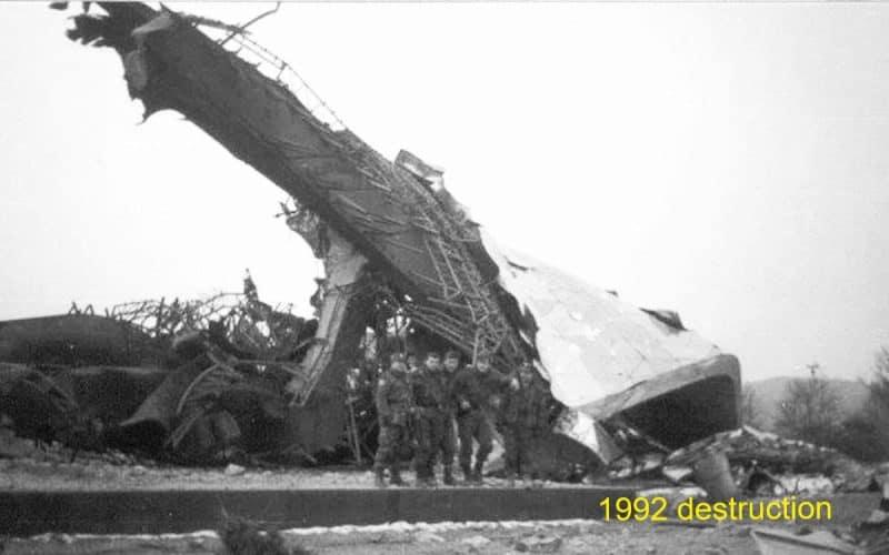 Kamenska Monument 1992