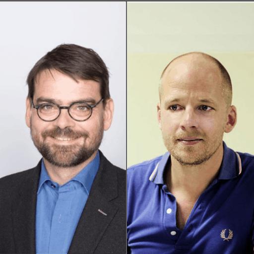 Marko Demantowsky und Per Leo