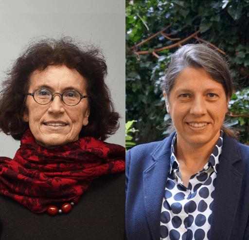 Susanne Günthner und Constanze Spieß