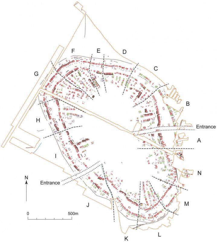 Megasite plan